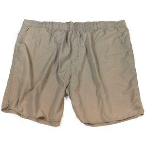 ❄️SH108 AFTCO Fishing Co. Nylon Shorts XXL